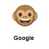 Monkey Face on Google Android