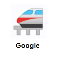 Monorail on Google Android