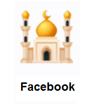Mosque on Facebook