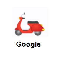 Motor Scooter on Google Android