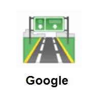 Motorway on Google Android