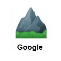 Mountain on Google Android