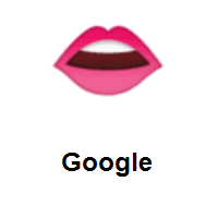 Mouth on Google Android