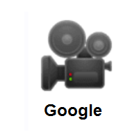 Movie Camera on Google Android