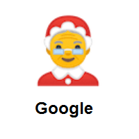 Mrs. Claus on Google Android