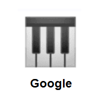 Musical Keyboard on Google Android