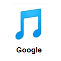 Musical Note on Google Android