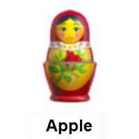 Nesting Dolls on Apple iOS