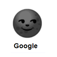 New Moon Face on Google Android