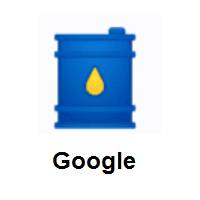 Oil Drum on Google Android