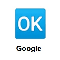OK Button on Google Android
