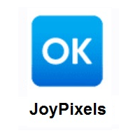 OK Button on JoyPixels
