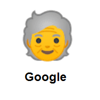 Older Adult on Google Android