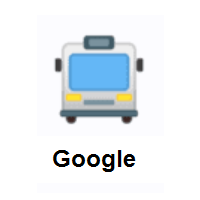 Oncoming Bus on Google Android