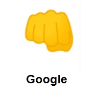 Oncoming Fist on Google Android