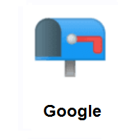 Open Mailbox With Lowered Flag on Google Android