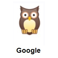 Owl on Google Android