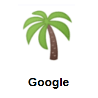 Palm Tree on Google Android