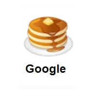 Pancakes on Google Android