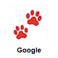 Paw Prints on Google Android