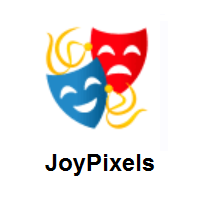 Performing Arts on JoyPixels