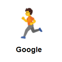 Run: Person Running on Google Android