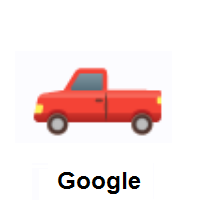 Pickup Truck on Google Android