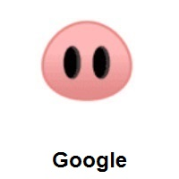 Pig Nose on Google Android