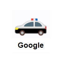 Police Car on Google Android
