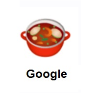 Pot Of Food on Google Android