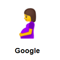 Pregnant Woman on Google Android
