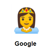 Princess on Google Android