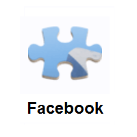 Jigsaw: Puzzle Piece on Facebook