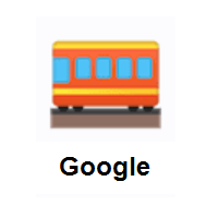 Railway Car on Google Android