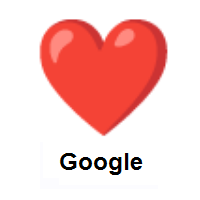 Red Heart on Google Android