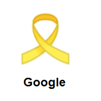 Reminder Ribbon on Google Android