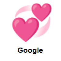 Revolving Hearts on Google Android