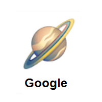 Saturn: Ringed Planet on Google Android