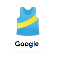 Running Shirt on Google Android