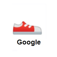 Running Shoe on Google Android