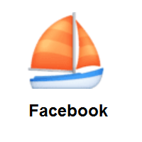 Sailboat on Facebook