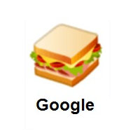 Sandwich on Google Android