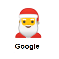 Santa Claus on Google Android