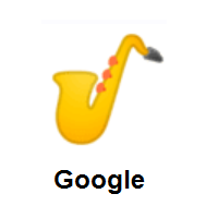 Saxophone on Google Android