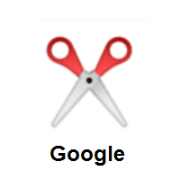Scissors on Google Android