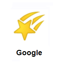 Shooting Star on Google Android