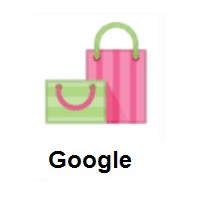 Shopping Bags on Google Android