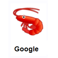 Shrimp on Google Android