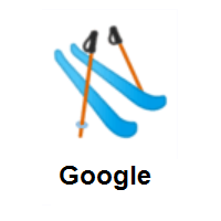 Skis on Google Android