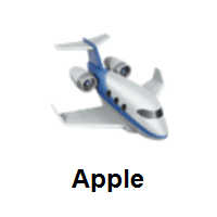Small Airplane on Apple iOS
